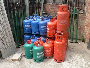 calor gas stockists